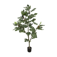 4' Artificial Fig Tree