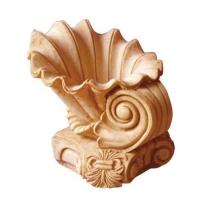 Fontaine coquillage en poussière de marbre