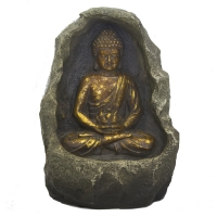 Bouddha table fountain 10x7x15''