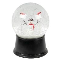 Globe de neige bonhomme de neige, 5''