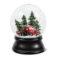 Globe de neige camion, 5,5''