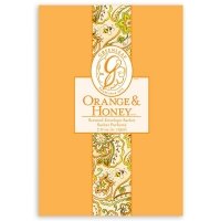 Grand sachet parfumé Orange et Miel 115ml