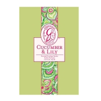 Large cucumber lily fragrance sachet 115ml