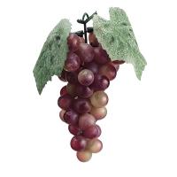 Fausse grappe de raisins rouges, 7''