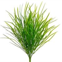 Plante artificielle  Herbe sauvage 18''