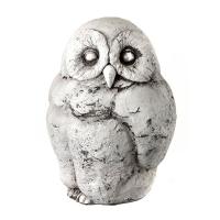 Resin barn owl 10''