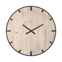 Wooden Clock, 30''