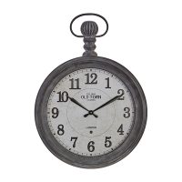 Pocketwatch Clock, 32.75''