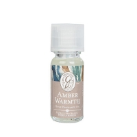 Home fragrance oil amber warmth 10ml