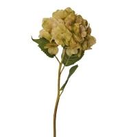 Fleur artificielle Hydrangée vert 29 po