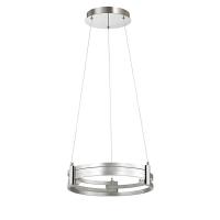 Lampe suspendue moderne, argent