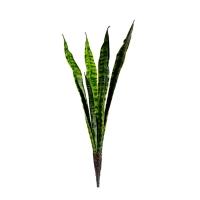 Plante artificielle, langue de belle mère 28''