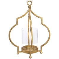 Lanterne dorée, 13.25''