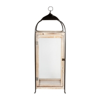 Large Open Top Lantern 23.5''