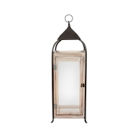Small Open Top Lantern 28.5''