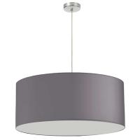 Luminaire suspendu, abat-jour gris