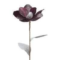 Purple magnolia stem 23''