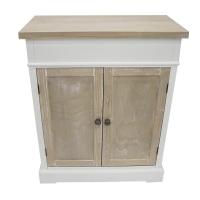 Cabinet 2 doors, wood, 26 x 13 x 32''
