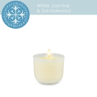 2'' Mini jasmin and sandalwood candle