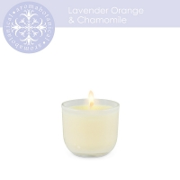 2'' Mini lavender, orange & camomille candle