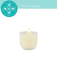 2'' Mini pear & ginger candle