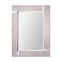 Capiz mirror 40x30''