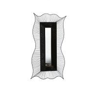 Miroir métal 16x5,5x31,5''