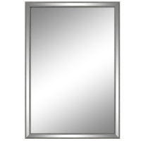 Frameless mirror 23,5x35,5''