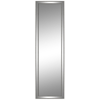 Miroir rectangle avec mince contour 47x12''