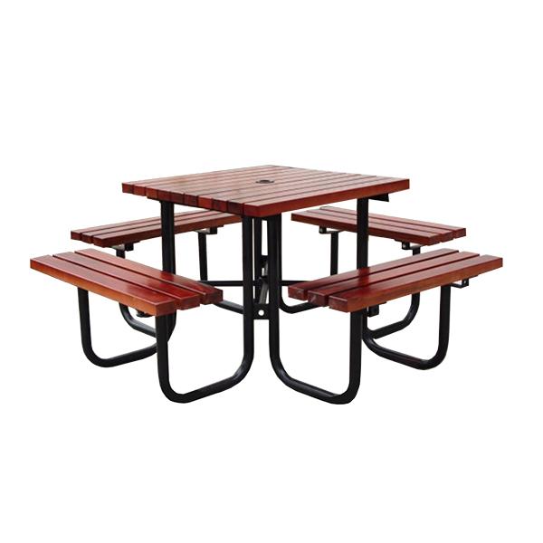 Banc et table trendy enchanteur table de cuisine avec for Banc et table