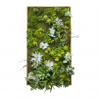 Oversized Artificial Green Wall, 96x48''