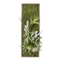 Mur végétal tout en hauteur, 36 x 12''
