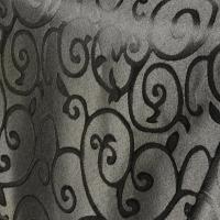 Black round versaille table cloth 70''
