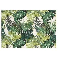 Palm leaf, woven placemat