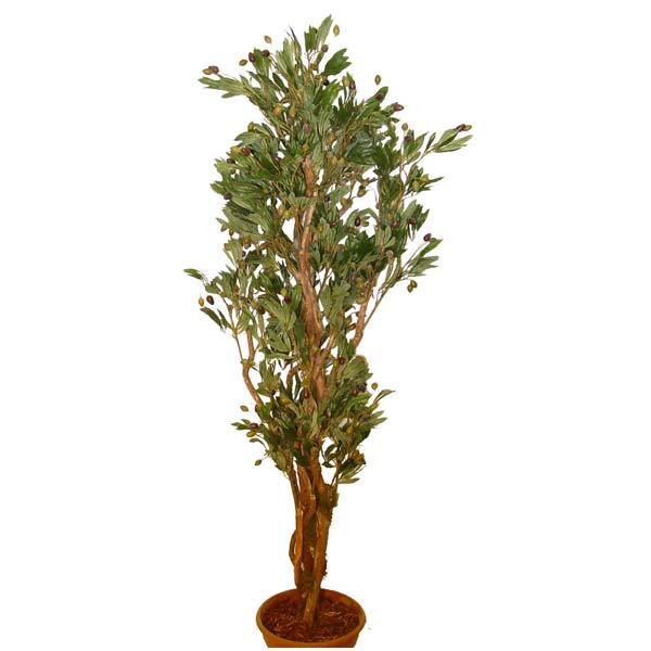 Arbre artificiel olivier 6 39 d cors v ronneau for Arbre artificiel