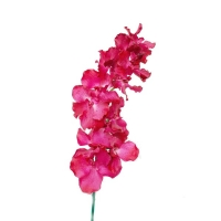 Artificial flower Giant phalaenopsis orchid 12 pink flowers