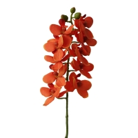 Artificial flower  orange Phaleonopsis Orchid 21