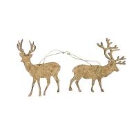 Cork deer ornament, Unit price