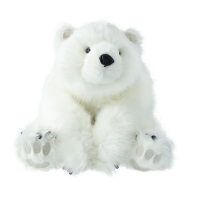 White Diamond Bear Hugs, 26''