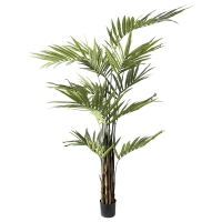 9' Artificial Kentia Palm