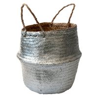 Silver Belly Basket