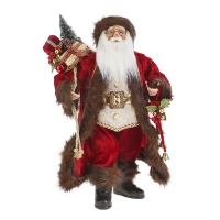 Père Noël rouge 18''