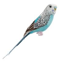 Blue Parakeet, 7''
