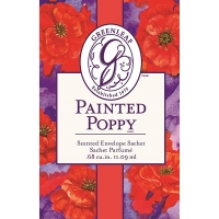 Petit sachet parfumé painted poppy 11,09ml