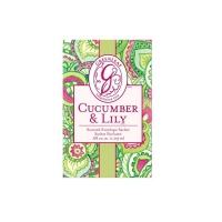 Petit sachet parfumé Cucumber Lily   11,09ml
