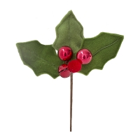 12'' Holly and ball pick