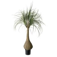 Plante artificielle, palmier ponytail 5'