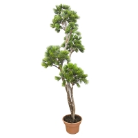 7' Artificial tree, pine tree