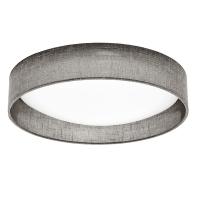 Plafonnier 15'' led, gris