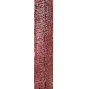 Planche de Grange rouge